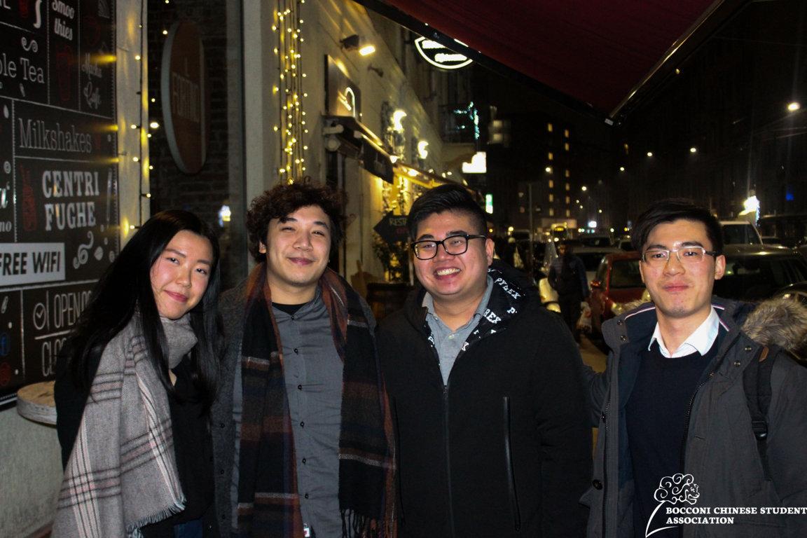 Bocconi Chinese Student Association